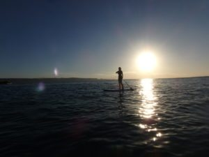 The history of Stand Up Paddling